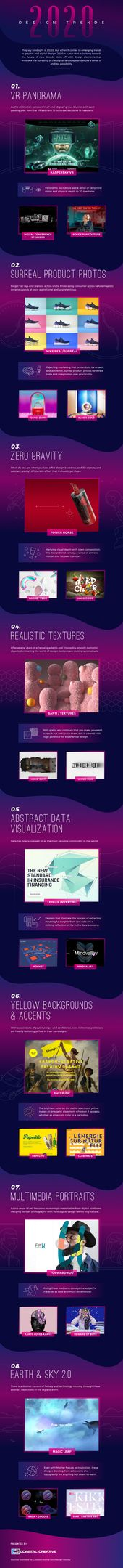 Top Digital & Graphic Design Trends For 2020