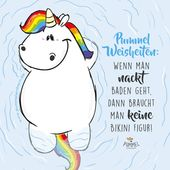 Bitte beachten Sie, für die nächsten Badetage! : D # pummel Einhorn #pummellove #love   – Einhörner und co