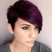 7: 7 – Schöne kurze Frisuren und Farbe, kurze Haare 2014 Trends Kurze Frisuren 2017 2018 für einzigartige kurze Frisuren und Farbe
