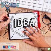 El diseño de su anuncio se ejecuta solo, SU IDEA … creatividad, inspiración …   – Life Plan