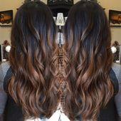 Balayage On Black Hair Natalied Makeup Hair S Photo On Instagram Black Hair Balayage Hair Styles Balayage Hair
