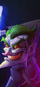 Joker Wallpaper Iphone Xs Max 3d Hintergrundbilder Iphone