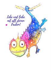 leben und lieben mit all deinen Farben!