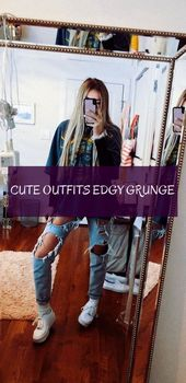 cute outfits edgy grunge , süße outfits kantigen grunge #cute #outfits #edgy #grunge 2020
