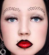 Top 10 Eyebrow Tattoo Designs You Can Try Right No…