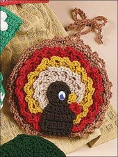 FREE Turkey Crochet Patterns – The Lavender Chair