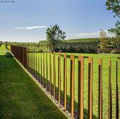 15 Best Fences Ideas and Design