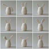 Wow, was für eine süße Oster-Deko-Idee! www.tok…
