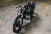 Grau ist das neue Schwarz: Der schicke Honda CB250 Café Racer von Hookie Co.   – motorcycles