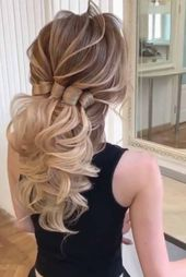 ✔ Hairstyles Long Videos Hairlook #haircolor #longhair #behindthechair