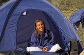 Outdoor-Spiele zum Spielen beim Camping – camping