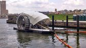 TSolar Powered 'Water-Wheel' Can Clean 1 Million Pounds of Trash From The Ocean Every Day  (Video) | Science and Technology | Before It's News 2