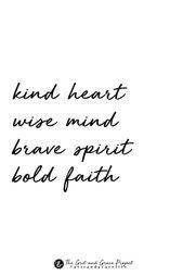 Alles was du für dein #gritandgracelife brauchst 🖤 Frauen des Glaubens, Glau… – Inspirational Motivation