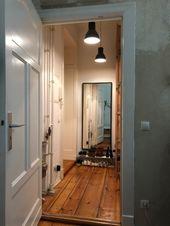Toller Altbauflur In Berlin In 2020 Altbau Lampe Altbau Einrichtungsstil