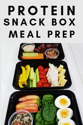 On The Go Healthy Protein Packed Snack Ideas  – high protein foods list healthy