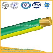 600 1000v Single Core 120mm Pvc Insulated Copper Earthing Cable Pvc Manufacturing Power Cable