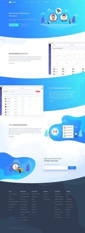 Esta es nuestra inspiración diaria para el diseño del sitio web   – 1