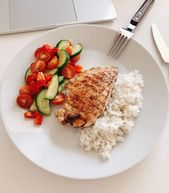 Over 65 healthy dinner ideas for a delicious night and a healthy, deep sleep #din
