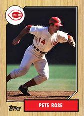 Pin By Ericgleason On Baseball In 2020 Baseball Cards Pete Rose Baseball