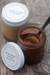 chocolate pot de creme-charles pham, think these are the ones from Slanted Door …
