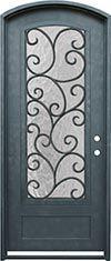 Memphis Steel Iron Works Iron Doors Greystone Series In 2019