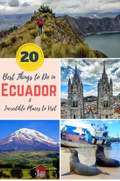 20 Greatest Issues to Do in Ecuador & Unimaginable Locations to Go to!