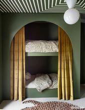 In Sarah Sherman Samuels renoviertem Haus   – Living // Kinderzimmer