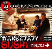 Hashi Sushi Gdynia Sopot Sushi