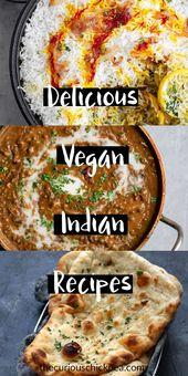 Delicious Vegan Indian Recipes
