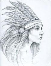 american girl indian tattoo – Google Search   – Tatoo
