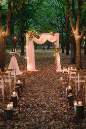 Lights wedding decor: 30 stunning wedding photos – wedding box