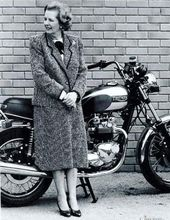 Trendy Vintage Motorrad Girl Triumph Bonneville 60+ Ideen -> MOTORRÄDER – …   – Motorcycle