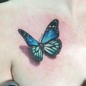Schmetterlings-Tätowierungs-Symbolismus-Bedeutung und Modelle #Meaning #Models #Sc – Fashion Nova