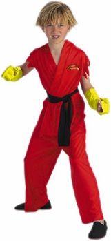 childs street fighter ken costume #videogames  sc 1 st  Pinterest & Paper Magic Menu0027s Street Fighter Adult Ken Costume http://www ...