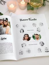 Wedding newspaper template | Design a professional magazine in Word