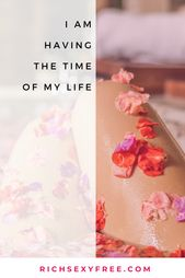 I Am Having The Time Of My Life | Wealth + Prosperity Affirmation | Manifest Abundance | Happiness