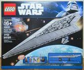 LEGO Star Wars 10221 Super Star Destroyer   – Fashion outfits