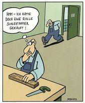 #cartoon #perscheid # sandpaper #hwg