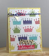 Cards On Monday Birthday Cards Birthday Wishes Cards Card Making Paper
