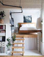 The Half Loft ist eine geniale Lösung für Ihre kleinen Frustrationen