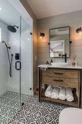 78+ Luxury Farmhouse Tile Shower Ideas Remodel – #Farmhouse #Ideas #Luxury #Remo…