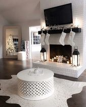 172 awesome winter decoration ideas you have to tr…