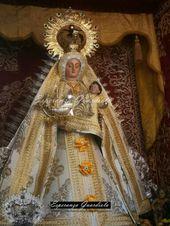 Nuestra Señora De La Caridad Coronará Patrona De Sanlúcar De Barrameda Cádiz Cádiz Antigua Caridad
