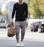 Casual chic – Männer  Kleidung …
