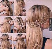 #braiding #hairstyle festive #hair braiding #braiding