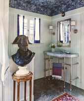 The Oakland Home Of Patrick Printy Wallpaper Tub Tile Home