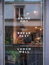 7 Tips for Opening a Culture Café – #culture #one #culturecafe # opening …   – JOCR Studio
