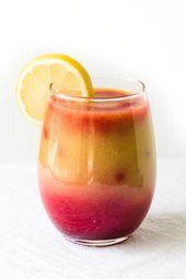 19 gesunde und geschmackvolle Detox-Getränke für den Frühsommer   – Juices