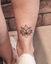 Kleine und feine Tattoos – Über 100 Modelle – Tattoos-Ideen ,  #feine #ideen #kleine #modelle #tattoos
