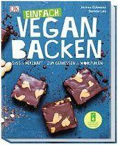 Einfach vegan backen – Schoko Käsekuchen – Color Photo Pinterest – #backen #Ein…